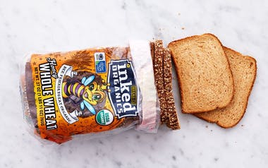 Organic Honey Whole Wheat Bread
