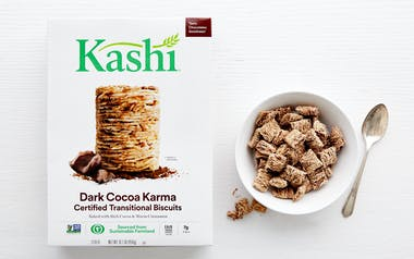 Transitional Organic Dark Cocoa Wheat