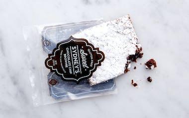 Gluten-Free Chocolate Chip Brownie