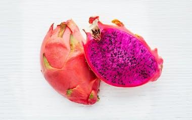 Organic Small Magenta Fleshed Dragonfruit