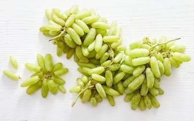Organic Seedless Green Quip Grapes