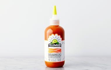 Habanero Hot Sauce Condiment