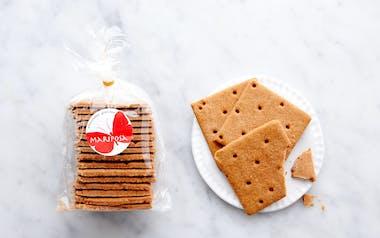 Wheat-Free Graham Crackers