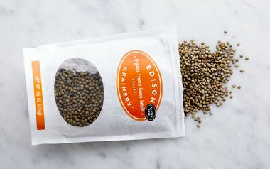 Organic French Green Lentils
