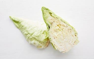 Organic Small Arrowhead Cabbage