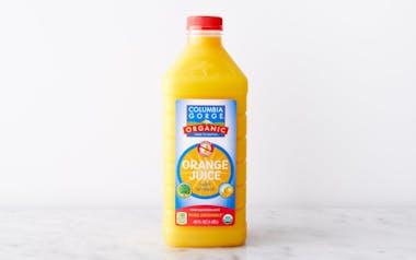 Organic Pulp-free Orange Juice