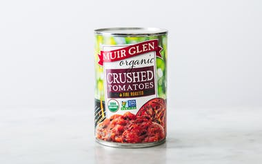 Organic Fire Roasted Crushed Tomatoes