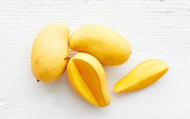 Organic Small Ataulfo Mango Trio (Mexico)