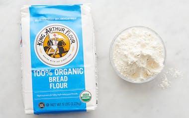 Organic Unbleached Bread Flour