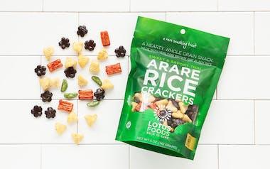 Sweet & Savory Thai Arare Rice Crackers
