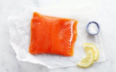 Wild Coho Salmon Filet (Frozen)