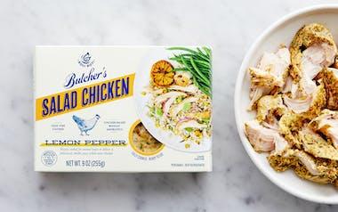 Lemon Pepper Salad Chicken