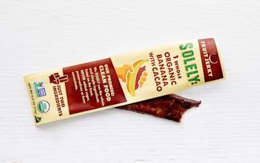 Organic Banana & Cacao Fruit Jerky