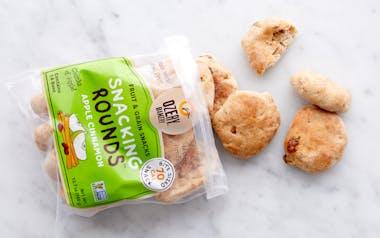 Apple Cinnamon Snacking Rounds