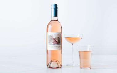 Vin Gris de Cigare Rosé