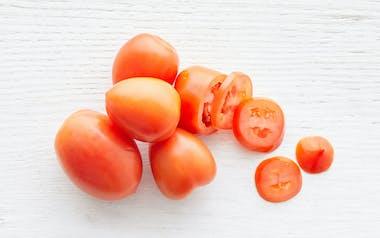 Organic & Fair Trade Roma Tomatoes (Mexico)