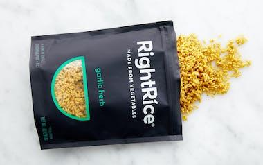 Garlic Herb RightRice Veggie Grain Blend
