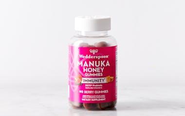 Manuka Honey Berry Immunity Gummies