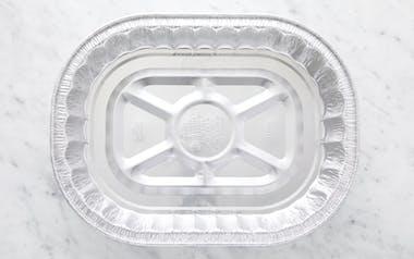 Recycled Aluminum Roasting Pan