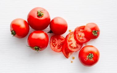 Organic Dry-Farmed Early Girl Tomatoes