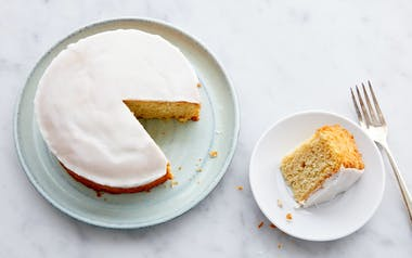 Wheat-Free California Lemon Cake