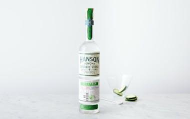 Organic Cucumber Vodka