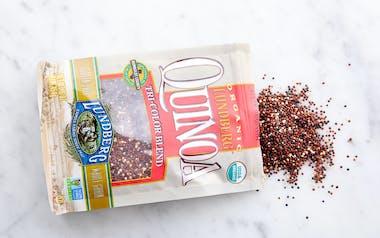 Organic Tri-Color Quinoa