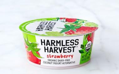 Strawberry Coconut Yogurt