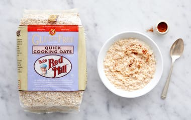 Gluten-Free Quick Cooking Oats