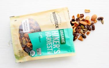 Organic Hiker's Harvest Snack Mix