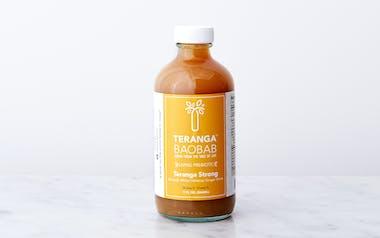 Baobab White Hibiscus Ginger Juice