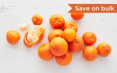 Bulk Organic Seedless Tango Tangerines