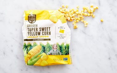 Oregon Frozen Yellow Corn