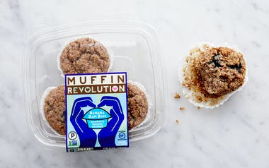 Banana Bam Bam Paleo Muffins (Frozen)