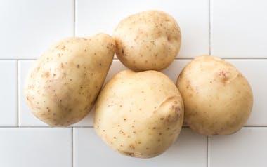 Organic Yukon Gold Potatoes