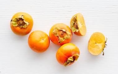 Organic Small Fuyu Persimmons