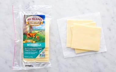 Organic Sliced Mozzarella