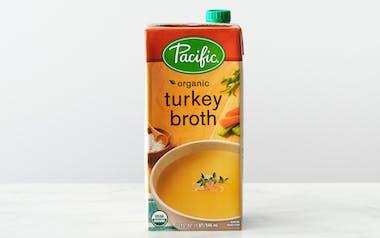 Organic Free Range Turkey Broth