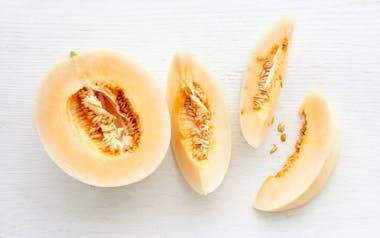 Organic Orange-Fleshed Honeydew Melon