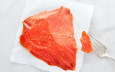 Sugar-Free Wild Sockeye Salmon Lox (Frozen)