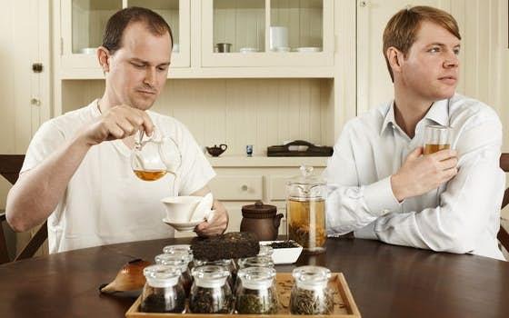 Five Mountains Heirloom Organic Tea