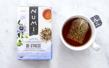 Organic De-Stress Tea Bags