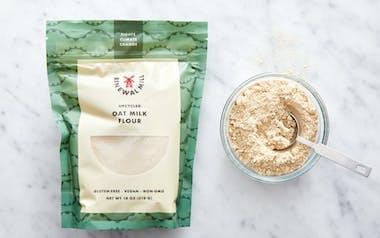 Upcycled Oat Milk Flour