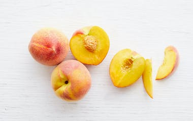 Organic Sierra Lady Yellow Peach Trio