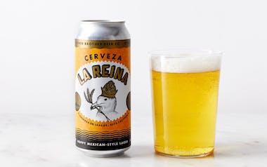 Cerveza La Reina Lager