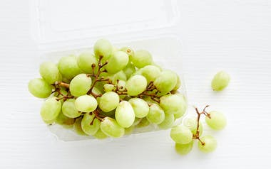 Organic Seedless Princess Green Grapes