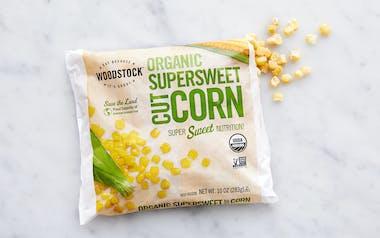 Organic Frozen Corn