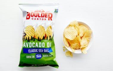 Sea Salt Avocado Oil Potato Chips