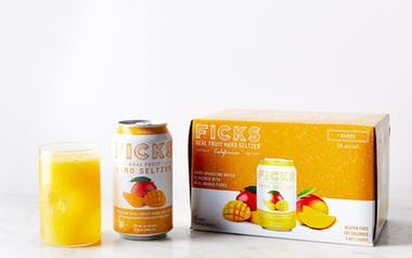 Mango Hard Seltzer
