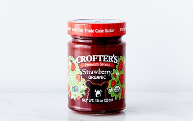 Organic Strawberry Spread